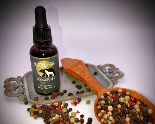 Caryophyllene can be found in Hemp